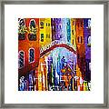Before The Midnight  Framed Print