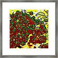 Berries Art Framed Print