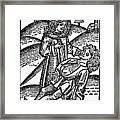 Bezoar Stone, 1491 Framed Print
