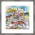 Biarritz 10 Framed Print