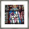 Bible Bearer Framed Print
