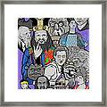 Big Trouble Framed Print by Gary Niles