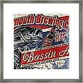 Bigmouth Brewing Framed Print