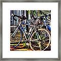 Bike Trek Framed Print