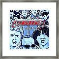 Bill And Teds Excellent Adventure Framed Print by Gary Niles