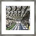 Biltmore House Gardens Framed Print