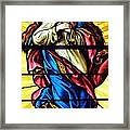 Blessed Mother's Ascension Framed Print