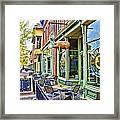 Blind Pig Framed Print by Keith Ducker
