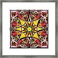 Blissful Ascension Framed Print