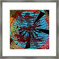 Bloody Mess Framed Print