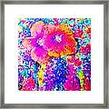 Bloom Where You're Planted Framed Print