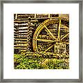 Blowing Cave Mill Est.1880 Framed Print
