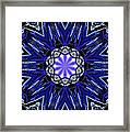 Blue Haven Framed Print