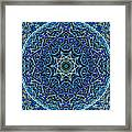 Blue Planet Framed Print