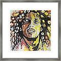 Bob Marley 02 Framed Print