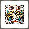 Borneo Shield Ornaments  Framed Print