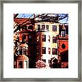 Boston Colors Two Framed Print
