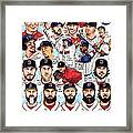 Boston Red Sox Ws Champions Framed Print