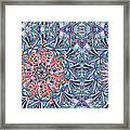 Bottom Of The Glass Framed Print by Jean Noren