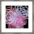 Bouncing At The Old Kings Arms Framed Print