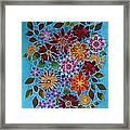 Bouquet Ala Tiffany Framed Print