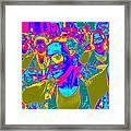 Brazilian Carnival Framed Print by Arie Arik Chen