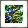 Breathing Water Framed Print