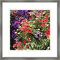 Breckenridge Bouquet Framed Print