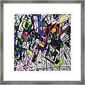 Bseter Elyon 71 Framed Print