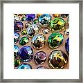 Bubble Up Framed Print