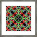 Buddha Abstract 20130130p55 Framed Print