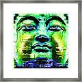 Buddha Framed Print by Daniel Janda