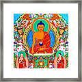 Buddha Shakyamuni 1 Framed Print