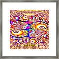 Bugout Framed Print by Bobby Hammerstone