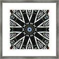 Buick Kaleidoscope Framed Print
