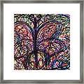 Butterfly Friends Framed Print