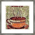 Caffe Framed Print