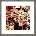 Candy Anyone? Framed Print