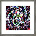 Candy Dish Framed Print