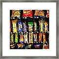 Candy Time Framed Print