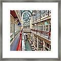 Cardiff Wyndham Arcade 8278 Framed Print