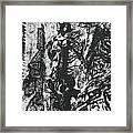Carousel Framed Print