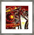 Cash Custom Framed Print