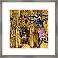 Cathedral Interior Framed Print