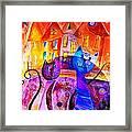 Cats 0366 Marucii Framed Print