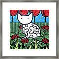 Cats 4 Framed Print