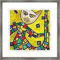 Cats 583 Framed Print