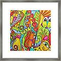 Cats Are Sooo Much Fun Framed Print