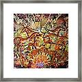 Cave Paintings Framed Print