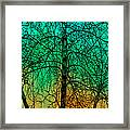 Change Of Seasons Number Tw0 Framed Print
